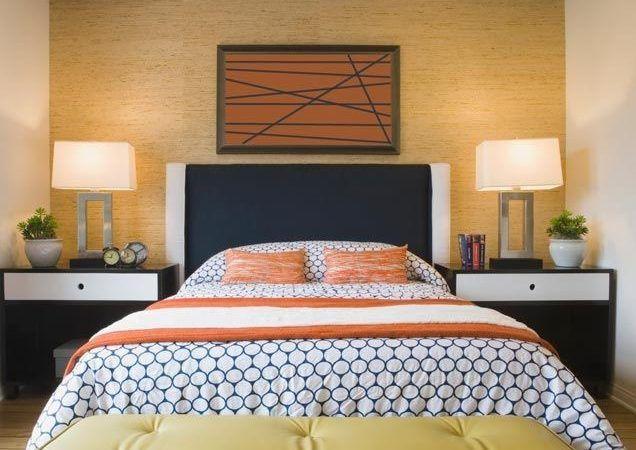 43 Perfekte Bilder Gelb Orange Schlafzimmer Schlafzimmer Deko