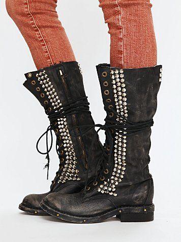 168 best combat boots images on Pinterest