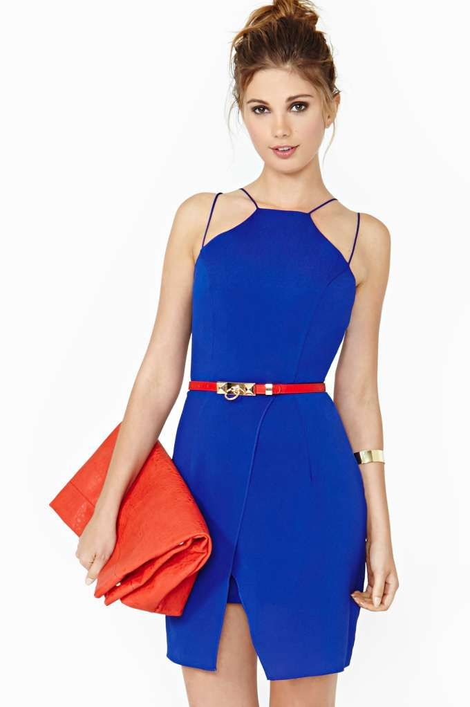 Shock Wave Dress - Back In Stock | Going Out | Dresses