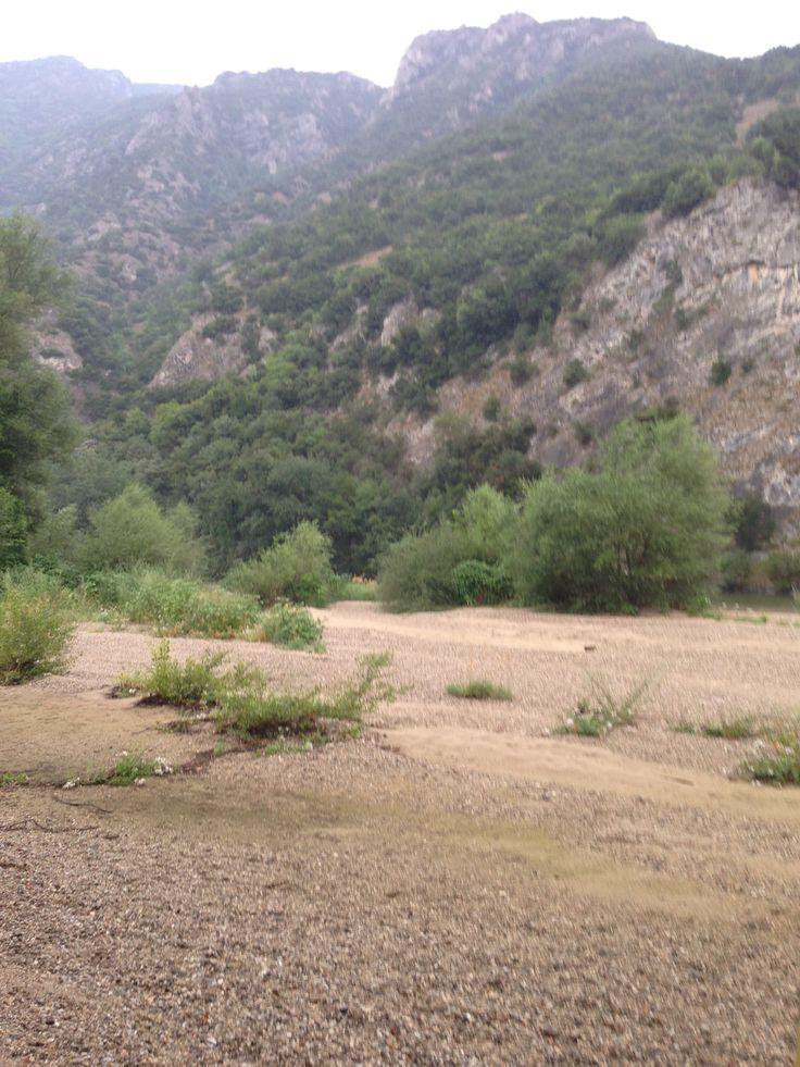 Kanotocht Kavala-Thasos
