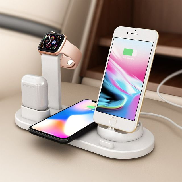 Wireless Charger For Iphone Get 4 Discount Use Code Free4 In