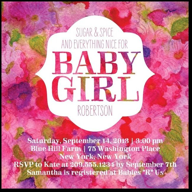 7 best affordable baby shower invitations images on pinterest, Baby shower invitations