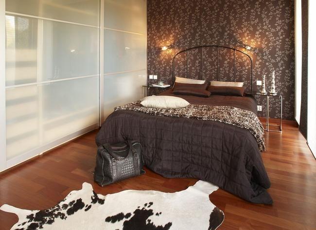 pomysły na sypialnie w długim pokoju - Szukaj w Google