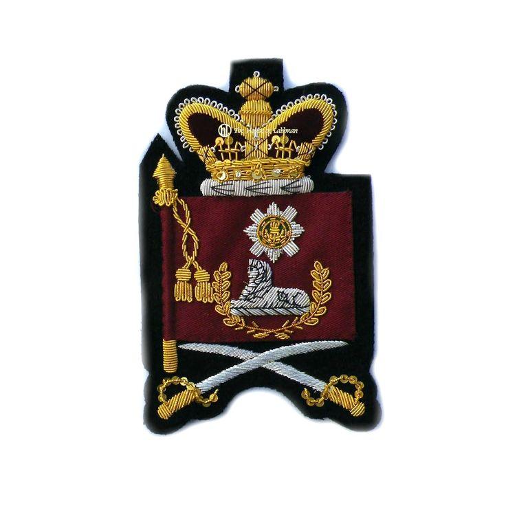 Victorian Pattern Crimean War Period - Scots Guards Insignia