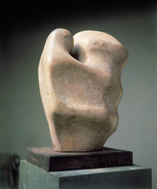"""Mother and Child"" by Henry Moore"