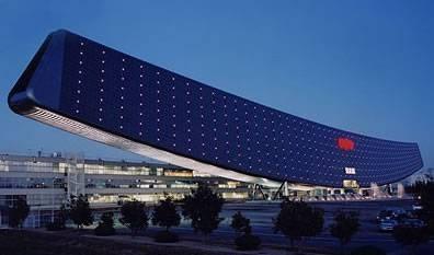 museo dedicado a energía solar