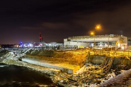 Budowa #DTSwGliwicach w toku (fot.K.Krzemiński)