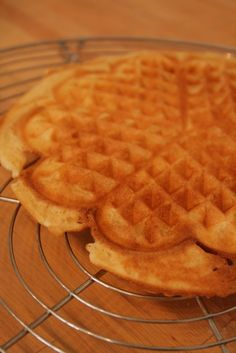 German Waffles #german #recipe