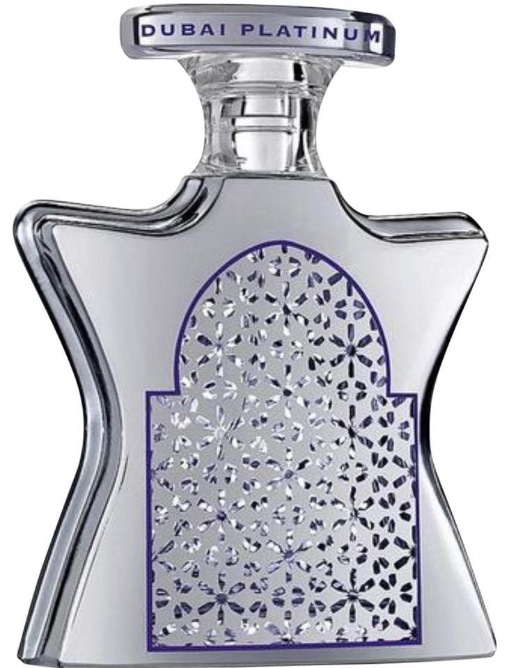Bond No 9 Platinum Dubai Fragrance Light Blue Perfume
