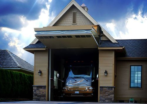 8 Best Rv Garage Images On Pinterest Rv Show Architecture And