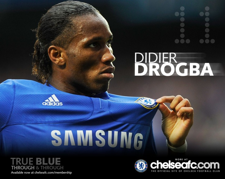 Drogba = awesome