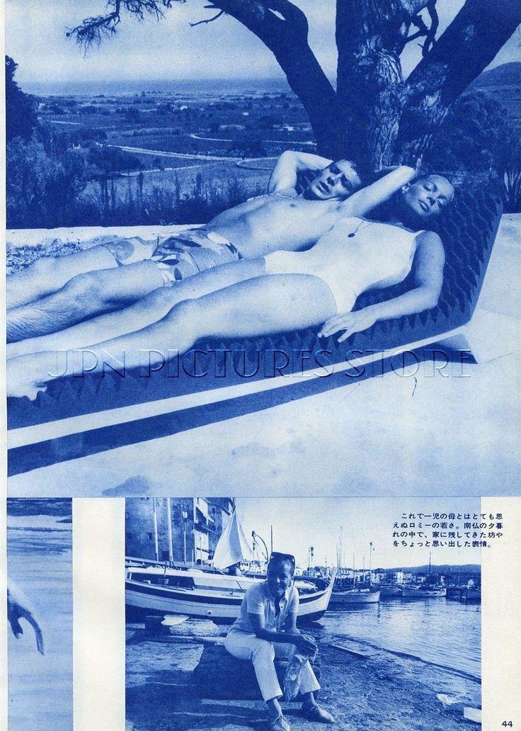 Romy Schneider - La piscine (1969) (1140×1600)