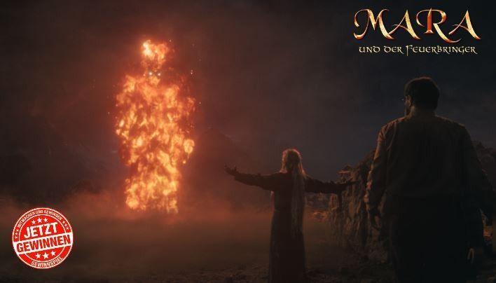 Deutsche Fantasy feiert ihr Comeback – Gewinnt Karten für Mara und der Feuerbringer