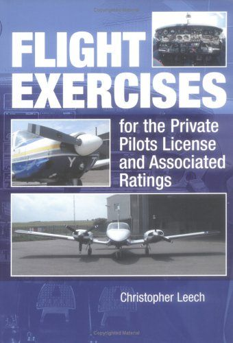 Flight Exercises for the Private Pilot's License and Associated Ratings. Read the rest of this entry » http://getyourpilotslicense.mytrafficbox.com/get-your-pilots-license/flight-exercises-for-the-private-pilot-s-license-and-associated-ratings/