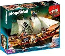 Stor & liten, Playmobil Pirates 5135, Piratskepp 579:- (899:-)