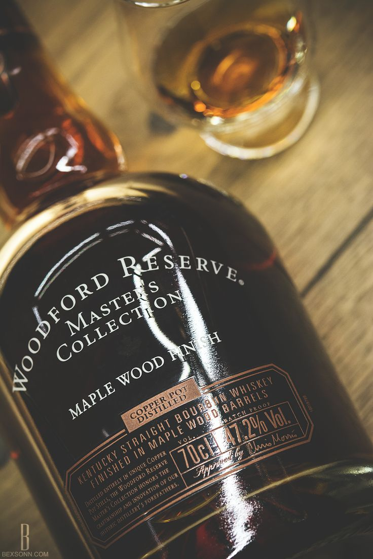 Woodford Reserve, Masters Collection