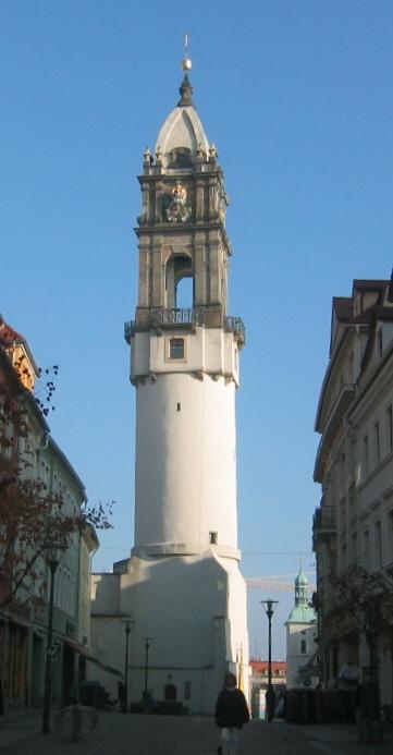 Bautzen / Germany,  the Reichen Tower