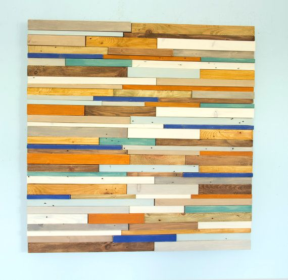 Reclaimed Wood wall Art Industrial wall Art by ArtGlamourSligo