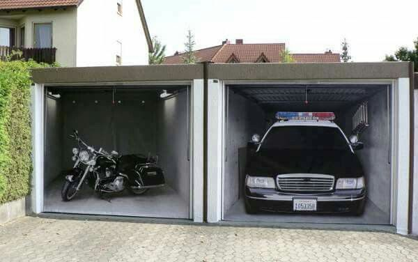 35 best Garage Door Murals images on Pinterest | Door ...