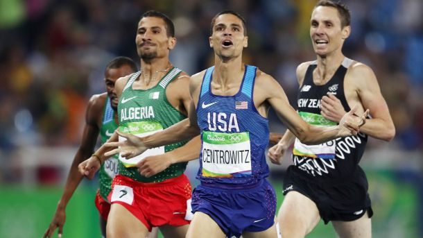 Matthew Centrowitz, Michelle Carter win USATF Athlete of the Year honors