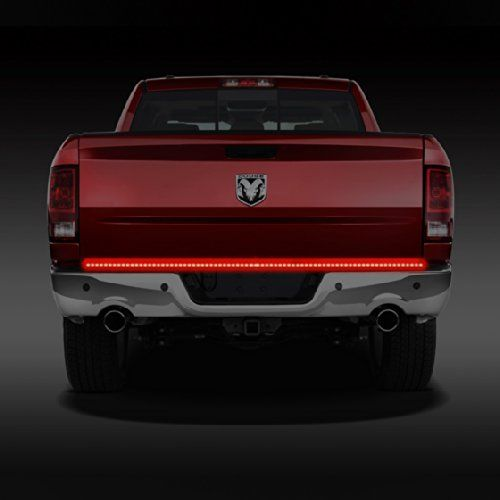 "Partsam 60"" Red/white Tailgate LED Strip Light Bar Truck Reverse Brake Turn Signal Tail for 2003-2012 Dodge Ram 1500 2500 3500 4500 5500 Partsam http://www.amazon.com/dp/B00KMR3J7M/ref=cm_sw_r_pi_dp_Gjgsub0K3G6S6"