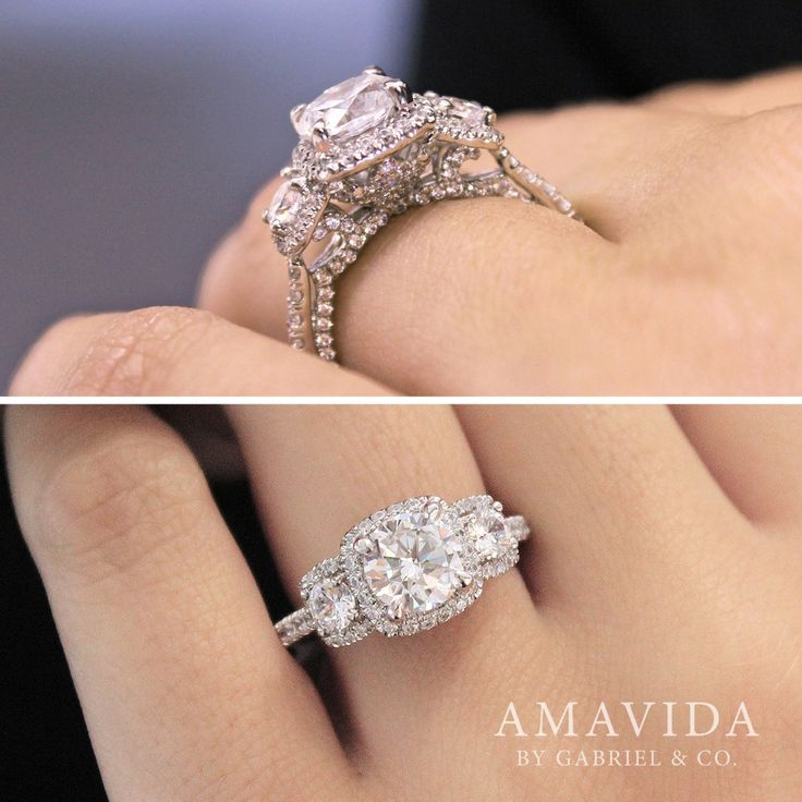 la engagement model hand ring news rose blogs gold on design more vs rings by