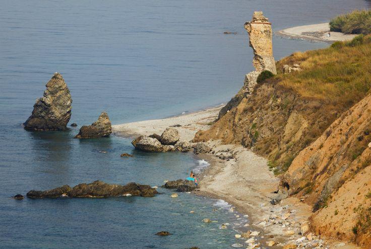 Maro, en el Parque Natural de los Acantilados de Maro Malaga