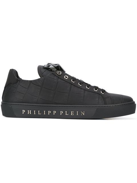 PHILIPP PLEIN 'Tusk' Sneakers. #philippplein #shoes #sneakers