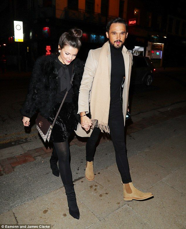 Gareth Gates strolls hand-in-hand with Faye for date night  Theyve been through a tumultuous few months after shereportedly called in the police following the leak of an alleged sex tape online.  But singer Gareth Gates 33 and girlfriend Coronation Street actress Faye Brooks 30 seemed to be going from strength to strength as they stepped out hand-in-hand atMasons Restaurant in Manchester on Friday night.  The couple have kept a low profile since the reported video surfaced but they didnt let…