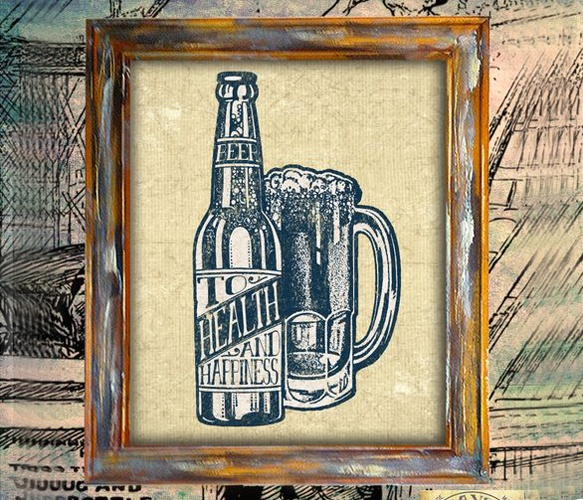 81 Best Images About Beer Decor On Pinterest