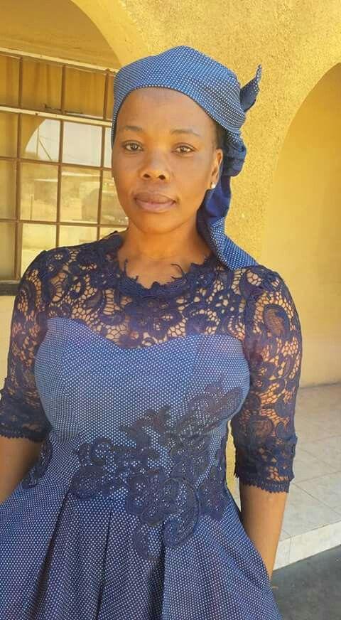 Tswana dress