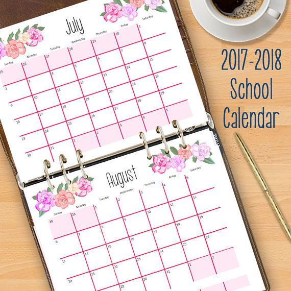 plain 2019 calendar