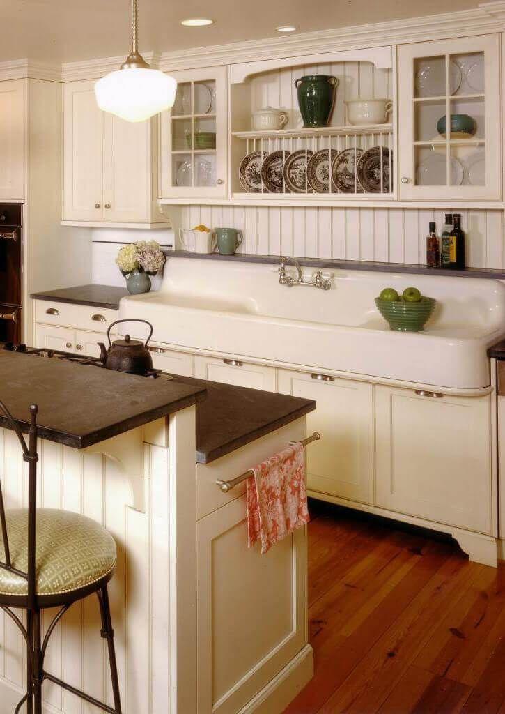 40 Trendy Vintage Kitchen Design And Decor Ideas 2019 Kitchen