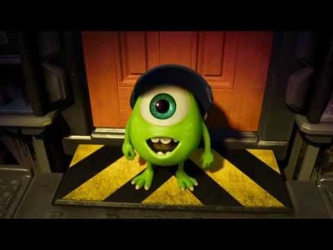 Can't wait to see Monsters University!