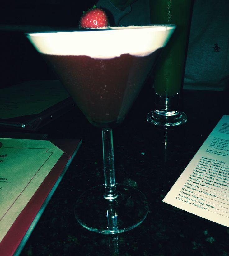Strawberry Martini  @lapharmacie