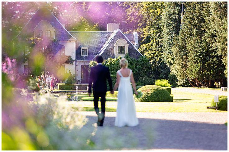 Åsa & Gilles, Bröllop på Norrvikens Trädgårdar #2 » Fotograf Linda Jönér – Bröllop, barn, reklam