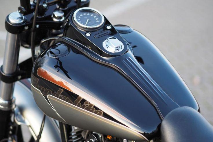 Die Motorradspendenaktion zugunsten der DRK-Kinderklinik Siegen startet in die 2. Auflage. Hauptpreis ist ein von Thunderbike umgebautes Custombike im Wert von rund 25.000.- Euro.