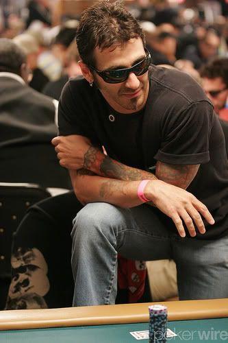 Sully | Poker skillz; he's not too shabby I heard.