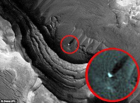Jakarta GATRAnews - Citra satelit baru yang aneh dari permukaan Mars memantik spekulasi teori konspirasi bahwa alien membangun menara di permukaan pla...