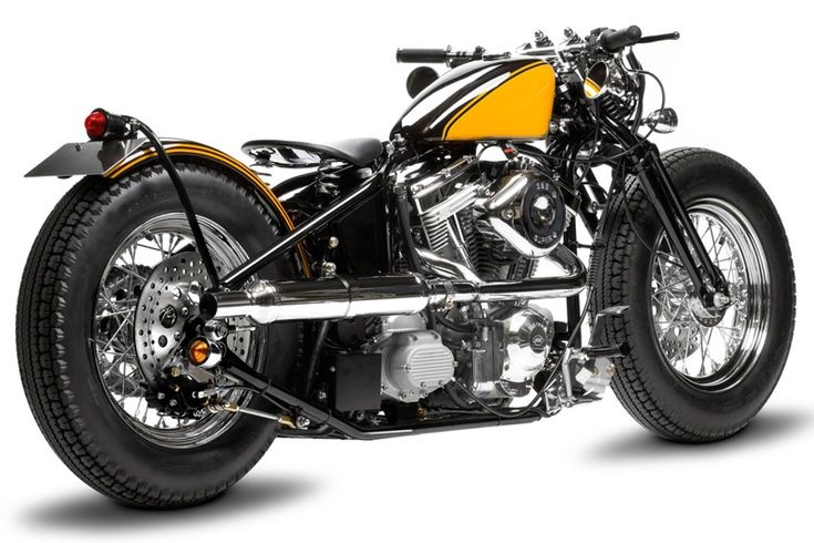 Zero Engineering's Type 5 motorcycle. No-nonsense, classic design.