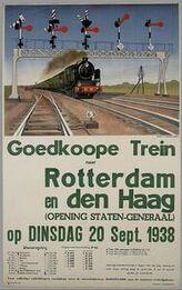 Roterdam ~ The Hague ~ NS