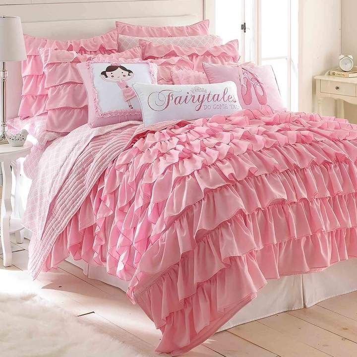 Kohl S Zoey Quilt Set Ruffle Quilt Shabby Chic Bedrooms Chic