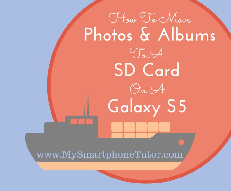 how to move videos to sd card on galaxy s5
