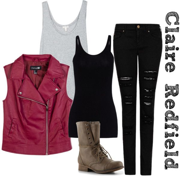 Claire Redfield    Resident Evil