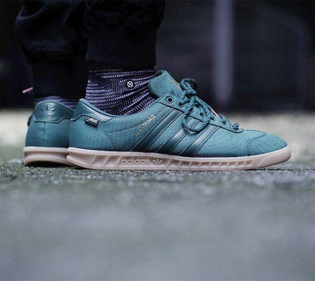 Adidas Hamburg Gore-Tex EMERALD