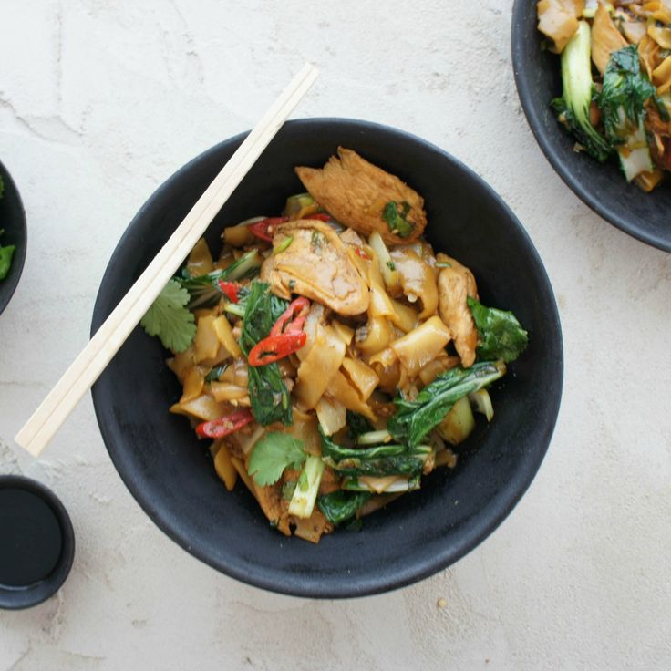 This Pad Sieu by cassieleigh is so delicious and simple to make!