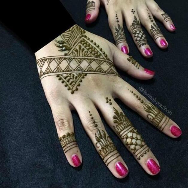 mehndi designs for hand