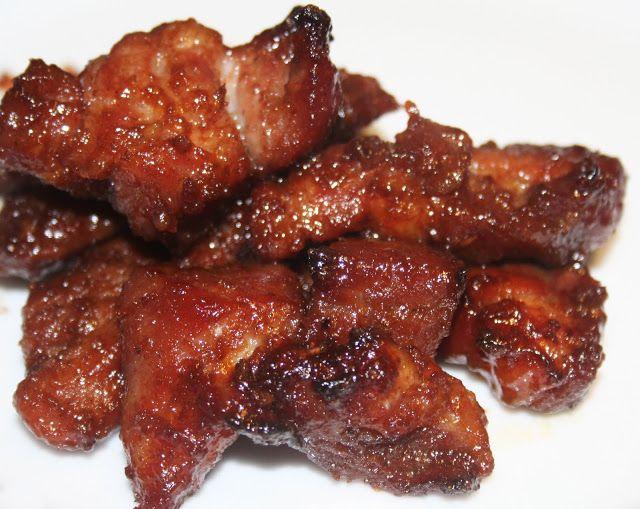 """La Cuisine de Bernard : Le Porc Rouge """"Char Siu"""""""