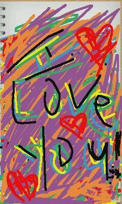 Tosha's scribble