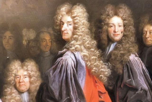 Why Did People Wear Powdered Wigs? Well, it all started with syphilis...